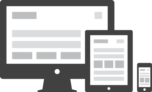 Webdesign für alle Endgeräte / Devices